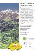 UNESCO Biosphäre Entlebuch JOURNAL 2015 - Seite 5