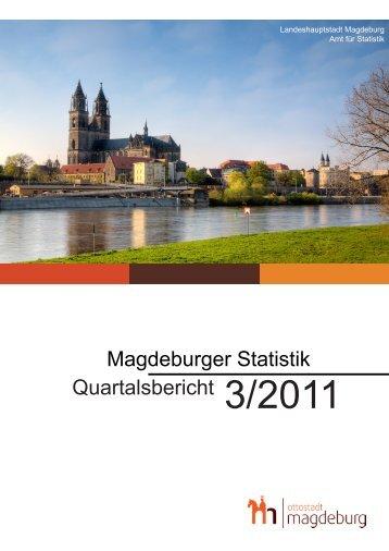 Statistischer Quartalsbericht 3/2011