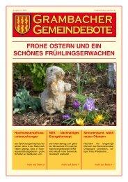 Datei herunterladen - .PDF - Grambach