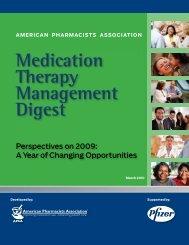 2010 MTM Digest - American Pharmacists Association