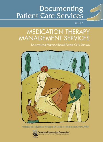 Documenting Patient Care Services - American Pharmacists ...