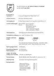 Ausschreibung für das 34. MONTA-POKAL-TURNIER am 12. und  13 ...