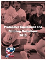 protective-equipment-clothing-guidelines