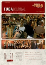Tubajournal 2014/2015