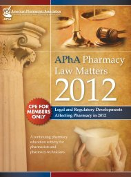 Download - Library - American Pharmacists Association