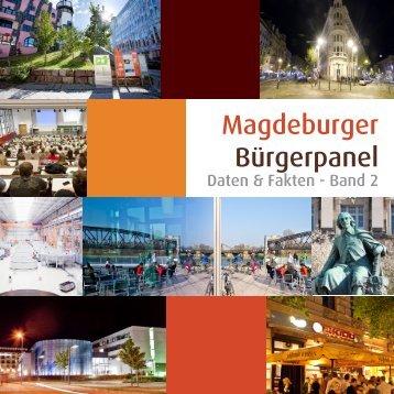 Magdeburger Bürgerpanel - Daten & Fakten, Band 2