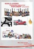 Spanjaard specialised lubricants - Page 5