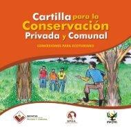 Cartilla Concesiones de Ecoturismo SPDA - CEDAF