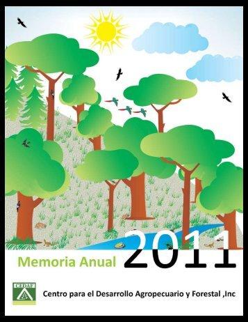 Memoria 2011 - CEDAF