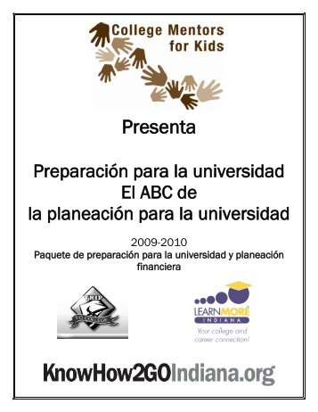 Presenta - College Mentors for Kids