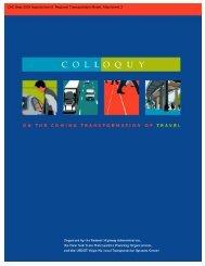 CAC Sept 2006 Agenda Item 6: Regional Transportation Model ...