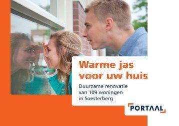 Informatieboekje duurzame renovatie Soesterberg - augustus 2014