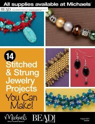 You Can Make! - Bead and Button Magazine