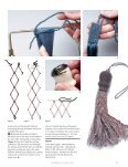 Tassels supply the finishing touch - Bead and Button Magazine - Page 4