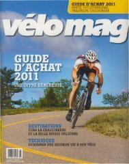 GUIDE D'ACHAT 2011 - Norco