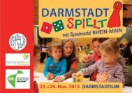 Download aller Informationen - Darmstadt spielt