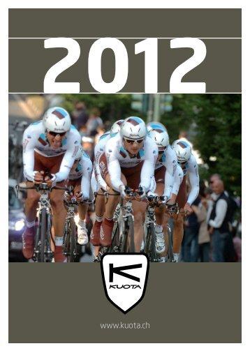 KUOTA-Kalog 2012