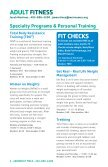 HAPPY AND HEALTHY - Armbrust YMCA - Page 4