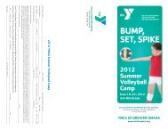 2012 Volleyball Camp Brochure-3-28-12.indd - Youth Sports YMCA