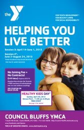 View pdf - Council Bluffs YMCA