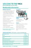 DO MORE BE MORE - Council Bluffs YMCA - Page 2