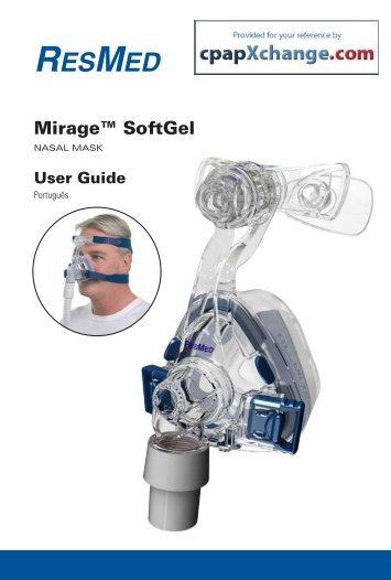 Mirage™ SoftGel - cpapXchange