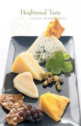 Heightened Taste - the Wisconsin Milk Marketing Board