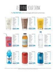 Rethink Your Drink - Wisconsin Milk Marketing Board (WMMB)