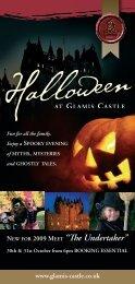 download leaflet - Glamis Castle