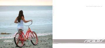 FELT LIFESTYLE BICYCLES | 09