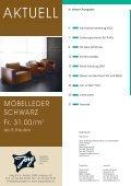 Schiffes Kleider - Verband Schweizerischer Carrosseriesattler - Seite 2