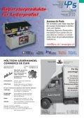 Schiffes Kleider - Verband Schweizerischer Carrosseriesattler - Seite 6