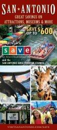 Download SAVE coupons - San Antonio