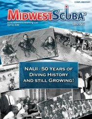 NAUI - Midwest Scuba Diving Magazine