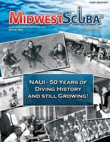NAUI - Midwest Scuba Diving Magazine