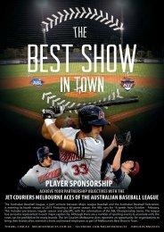 to download the PDF - Australian Baseball League