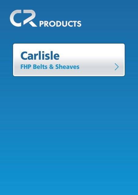 NEW Carlisle V-Belt 4L340