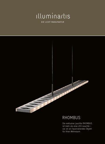 Prospekt Rhombus - Illuminartis