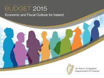 Budget 2015 _ Economic _Fiscal_ Outlook_ for _Ireland