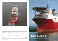 Boa Deep C - Aker Solutions
