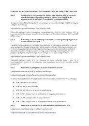 Foreslåtte generalforsamlingsbeslutninger - Aker Solutions