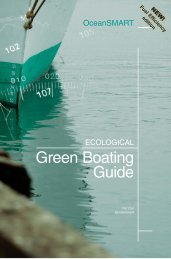 Green Boating Guide - Occupational Health and Safety