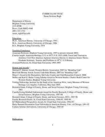 spencer fluhman dissertation