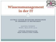 Wissensmanagement in der IT.pdf - Agenda Wissen