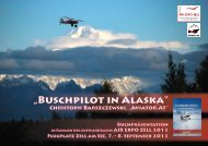 """Buschpilot in Alaska"" - Air Expo Zell am See"