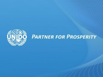 The Knowledge Management approach of UNIDO - Agenda Wissen
