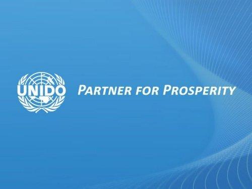 The Knowledge Management approach of UNIDO - Agenda Wissen