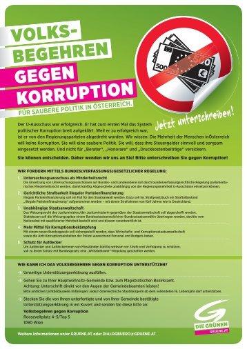 Unterstützungserklärung hier downloaden - Volksbegehren gegen ...