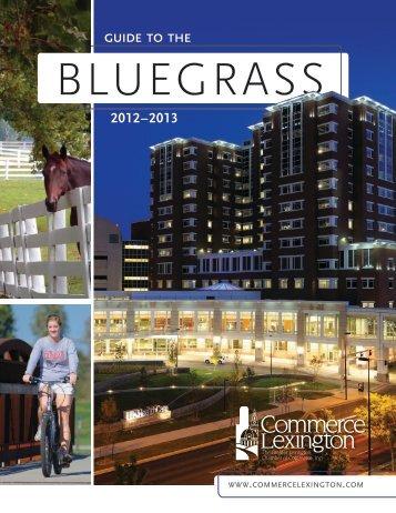 Guide to the Bluegrass Part 1 - Lexington, KY
