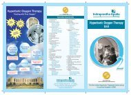 Hyperbaric - Brochure.cdr - Hyperbaric India